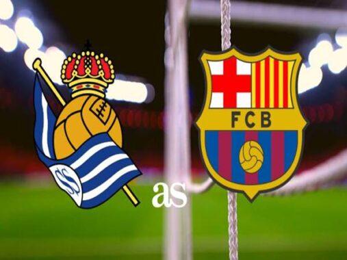 Soi kèo Sociedad vs Barcelona, 03h00 ngày 14/1