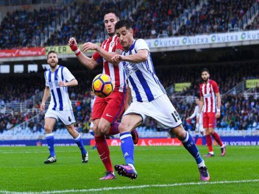 Soi kèo Châu Á Sevilla vs Real Sociedad (20h00 ngày 9/1)