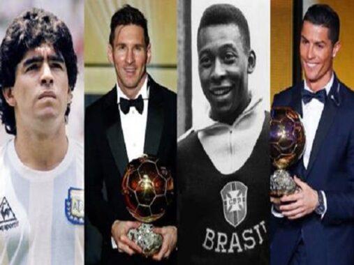 Top 7 cầu thủ xuất sắc nhất mọi thời đại bạn cần biết