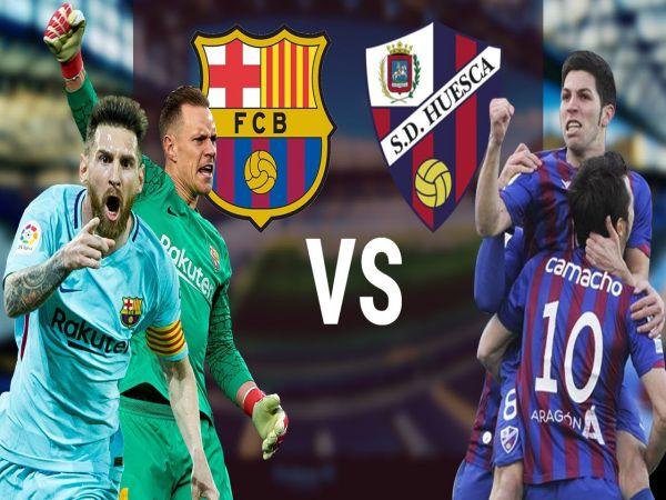 Soi kèo Barcelona vs Huesca, 03h00 ngày 16/3 - La Liga