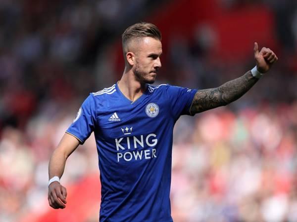 Tiểu sử James Maddison - Càng tiền vệ của CLB Leicester City