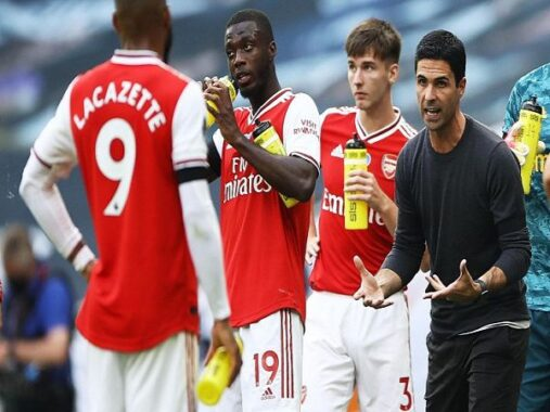 Tin thể thao sáng 15/4: Arteta tự tin đưa Arsenal tham dự Cup Châu Âu