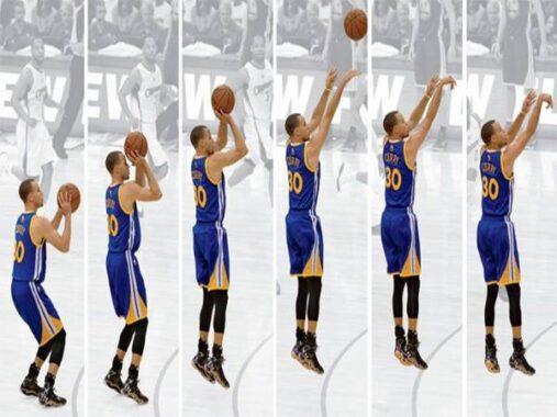 Cách tăng lực ném bóng rổ đơn giản và cực kỳ hiệu quả