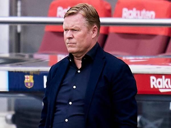 Tin bóng đá ngày 14/5: Koeman, giữa công và tội ở Barca