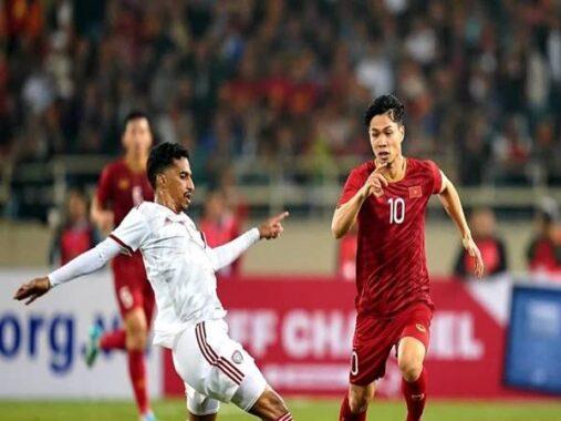 Soi kèo bóng đá UAE vs Việt Nam, 23h45 ngày 15/6