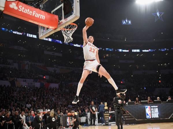 Slam Dunk là gì? Tìm hiểu các loại Slam Dunk bóng rổ