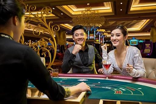 Casino Đồ Sơn (Hải Phòng) sang trọng và được bảo mật nghiêm ngặt