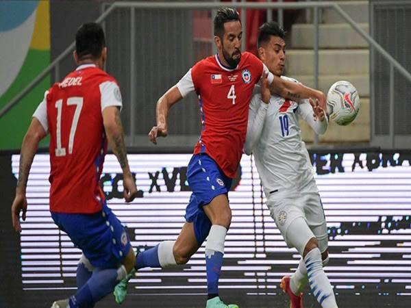 Soi kèo Châu Á trận đấu Brazil vs Chile (7h00 ngày 3/7)