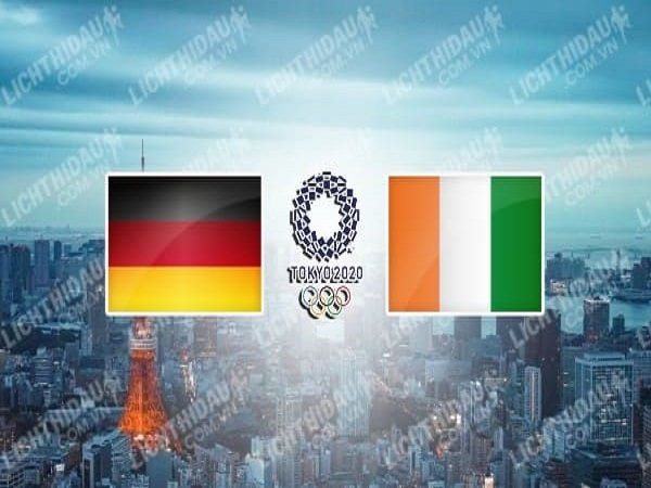 Soi kèo U23 Đức vs U23 Bờ Biển Ngà – 15h00 28/07, Olympic 2020