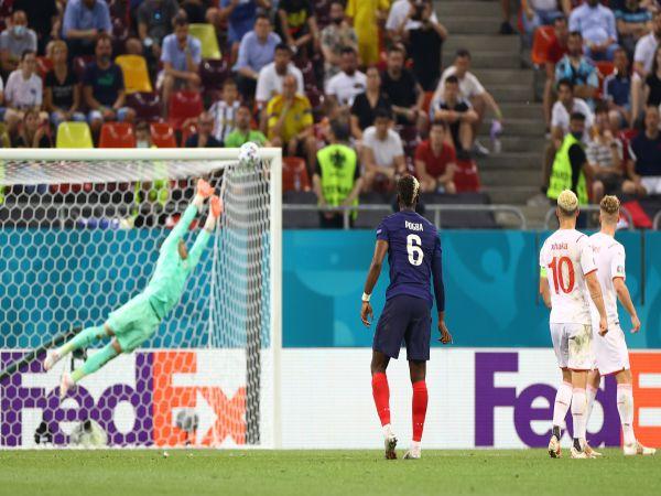 Tin thể thao sáng 15/7: Pogba trượt giải bàn thắng đẹp nhất EURO 2021