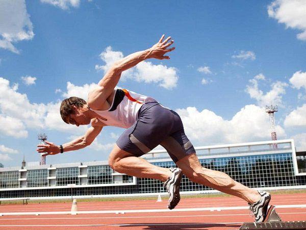 Kỹ thuật chạy 100m chuẩn, chính xác giúp chạy nhanh hiệu quả hơn