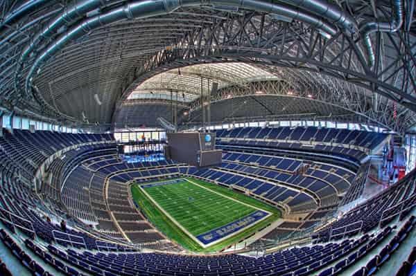 Top 10 sân vận động bóng đá lớn nhất thế giới có một không hai