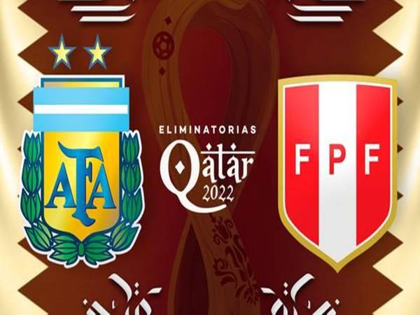 Soi kèo Châu Á Argentina vs Peru, 06h30 ngày 15/10