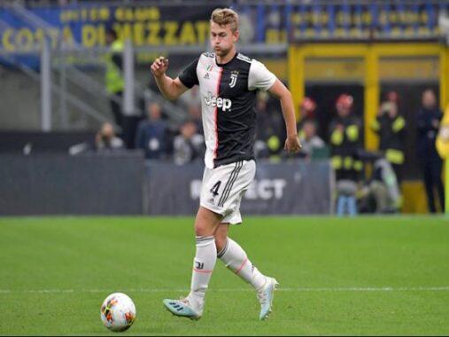 Tin thể thao chiều 19/10: Juventus hồi hộp chờ tin từ De Ligt